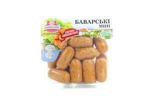 Ковбаски Бавар.Бащин.н/к 1г газ 350г