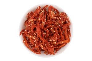 Кальмар солоно-сушений з кунжутом Вогні Гестії кг