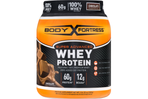 Body Fortress Super Advanced Whey Protein Supplement