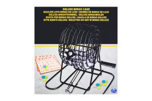 Гра настільна для дітей від 6років з лототроном №SM98375/6033152 Бінго Deluxe Spin Master 1шт