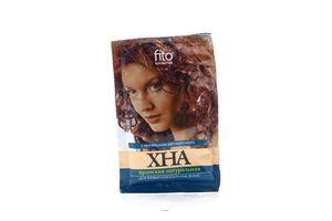 Хна для волос с минералами Мёртвого моря Fito 25г