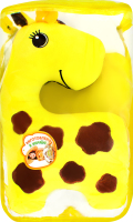 Подушка-подголовник Тигрес Жираф 98 ПД-0098