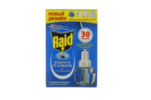 Жидкость для электрофумигатора от комаров Raid 21,9мл