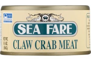 Sea Fare Claw Crab Meat