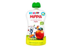 Пюре для дітей від 4міс Яблуко Hippis Hipp д/п 100г