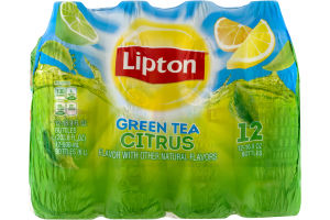 Lipton Green Tea Citrus - 12 PK