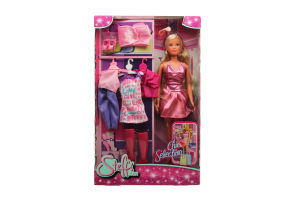 Лялька для дітей від 3-х років №3450 Chic Selection Steffi love Simba 1шт
