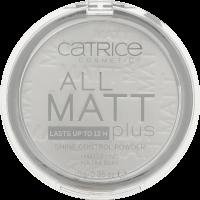 CATRICE пудра компактна матуюча All Matt 001