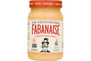 Sir Kensington's Fabanaise Chipotle Vegan Majo