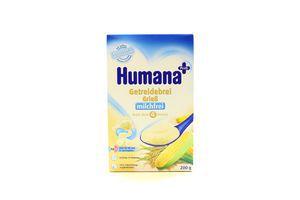 Каша Humana безмолочна кукурудзяно-рисова 200г х5