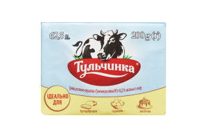 Спред 62.5% Тульчинский нежный №2 Тульчинка м/у 200г