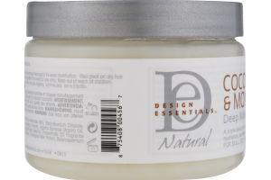 Design Essentials Deep Moisture Milk Souffle Coconut & Monoi