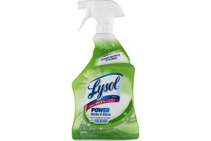 Lysol Power White & Shine Multi-Purpose Cleaner with Bleach