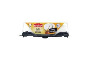 Сыр 45% козий с медом Soignon п/у 125г