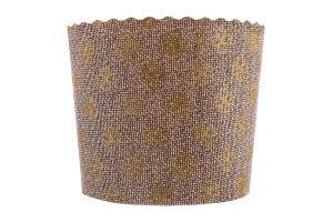 Форма для паски паперова 90х90мм №00657 Ecopack 1шт в асорт