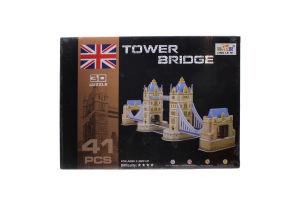 Пазл Ling Le Si 3D Тауэрский мост в Лондон 102992