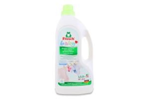 Средство жидкое для стирки детского белья Baby Frosch 1.5л