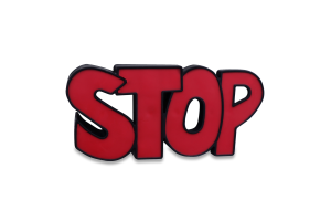 Блокиратор для дверей Стоп в ассортименте Y*1