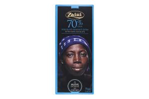 Шоколад черный Zaini 70%