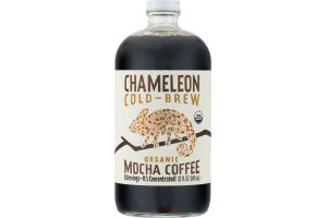 Chameleon Cold-Brew Concentrate Mocha Coffee