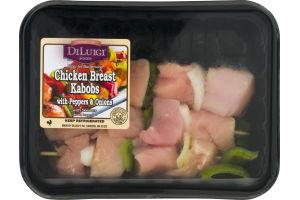 DiLuigi Chicken Breast Kabobs