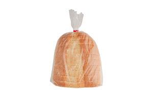 Хлеб половинка в нарезке Хуторской 11 Дніпровський Х/К м/у 275г