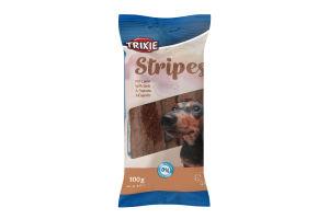 """Ласощі для собак """"Stripes """" з ягням 100 г (10 шт.),31772,Trixie"""
