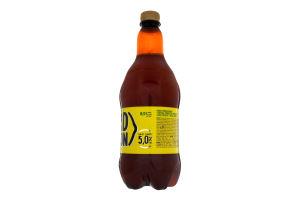Пиво спеціальне 0.9л 5% ППБ Hard Lemon п/пл
