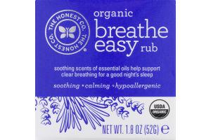 The Honest Co. Organic Breathe Easy Rub