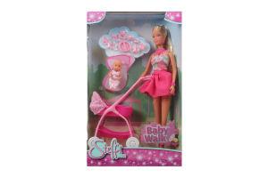 Кукла для детей от 3-х лет №3067 Baby Walk Steffi love Simba 1шт/в ассорт
