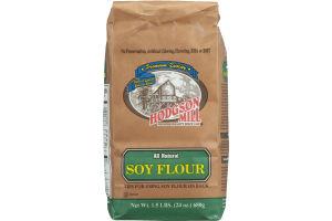 Hodgson Mill All Natural Soy Flour