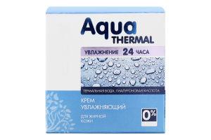 Крем для обличчя для жирної шкіри Зволожуючий Aqua Thermal Dr.Sante 50мл