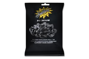 Семена подсолнечника жареные Premium Sultan 120г