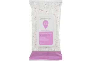 Summer's Eve Cleansing Cloths Island Splash - 32 CT