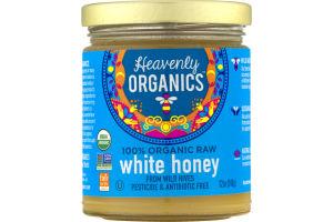 Heavenly Organics 100% Organic Raw White Honey