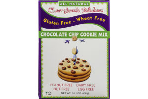 Cherrybrook Kitchen All Natural Chocolate Chip Cookie Mix