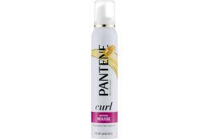 Pantene Curl Defining Mousse