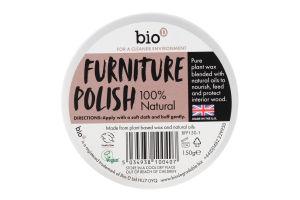 Поліроль для меблів органічний Furniture polish Bio-D 150г