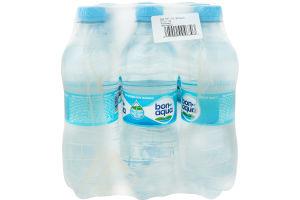 Вода питна негазована Bonaqua п/пл 0.5л