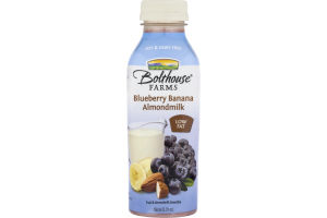 Bolthouse Farms Blueberry Banana Almondmilk Low Fat