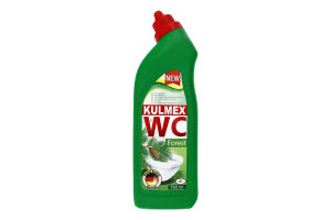 Средство для чистки унитазов Forest WC Kulmex 750мл