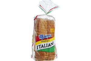Maier's Italian Wheat Bread