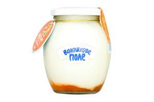 Йогурт 2.8% Абрикос Десертный Волошкове поле с/б 350г