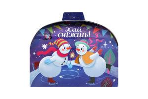Подарок новогодний №1Ф Зимние развлечения