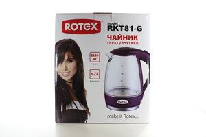 Чайник дисковый RKT81-G Rotex