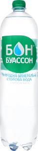 Вода мінеральна слабогазована Дніпропетровська Бон Буассон п/пл 1.5л