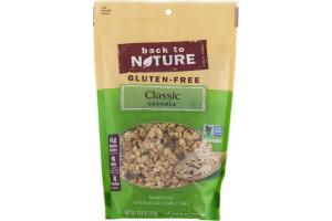 Back To Nature Gluten-Free Classic Granola
