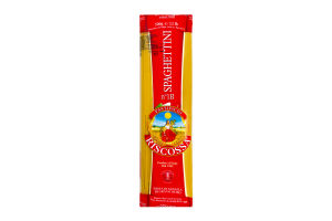 Макарони Riscossa Spaghettini №1b 500г х24