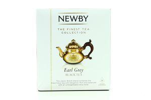 Чай Newby Ерл Грей чорний 15*2,5г