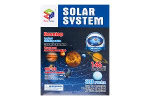 Пазлы Солнечная система 146шт
